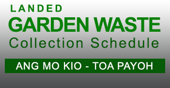 Garden Waste Collection Schedule for Ang Mo Kio - Toa Payoh Landed in PDF