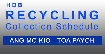 Recycling Collection Schedule for Ang Mo Kio - Toa Payoh HDB in PDF