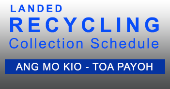 Recycling Collection Schedule for Ang Mo Kio - Toa Payoh Landed in PDF